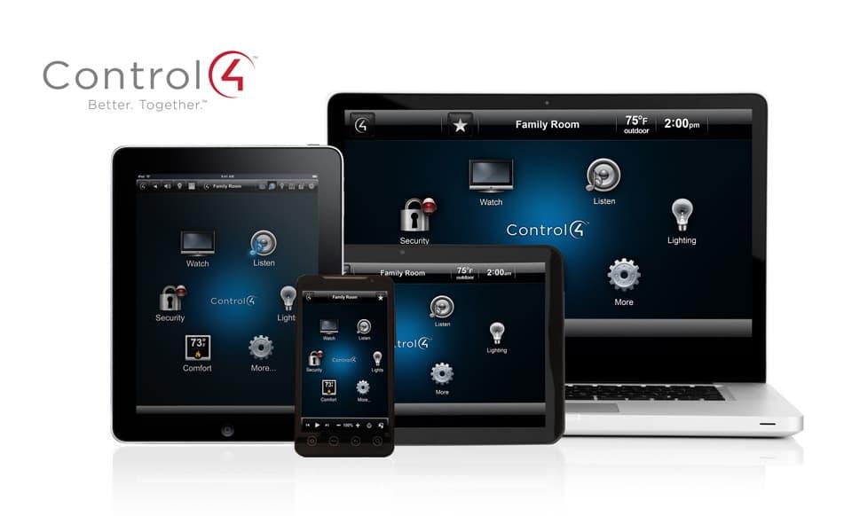 Control4 - Smarta hem lösningar